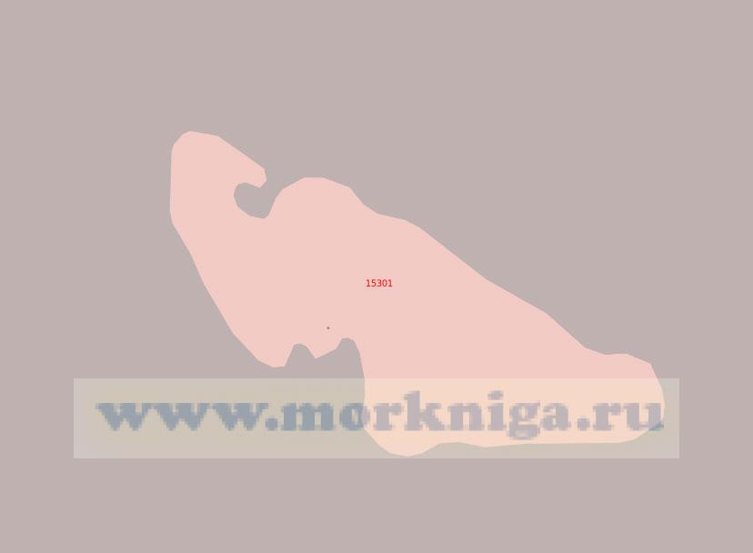 15301 Остров Визе (Масштаб 1:50 000)
