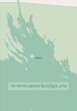 19021 Губа Порья (Масштаб 1:25 000)