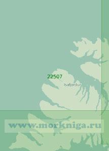 22507 От мыса Бьяргтаунгар до мыса Ходн (Масштаб 1:200 000)