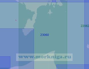 23060 Ирбенский пролив (Масштаб 1:100 000)