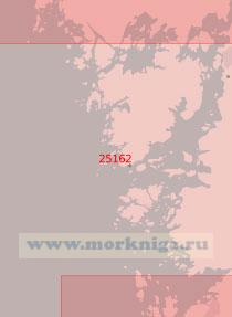 25162 От светящего знака Стура-Пёльсан до маяка Мосешер (Масштаб 1:50 000)