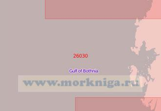 26030 От светящего знака Рёваргрунд до светящего знака Блаккнес (Масштаб 1:50 000)