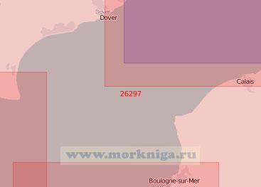 26297 Пролив Па-де-Кале (Масштаб 1:75 000)