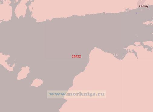 26422 Залив Голуэй (Масштаб 1:50 000)