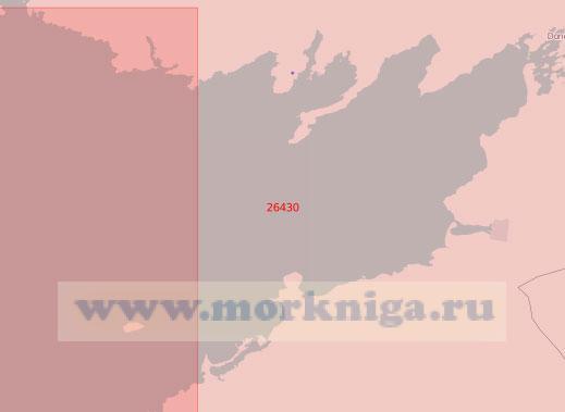 26430 Залив Донегол (Масштаб 1:50 000)