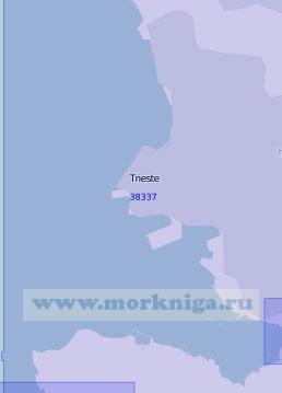 38336 Порты и гавани западного берега полуострова Истрия