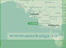40112 Большой Австралийский залив (Масштаб 1:2 000 000)