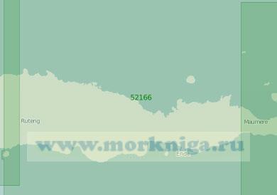 52166 Остров Флорес (Масштаб 1:250 000)