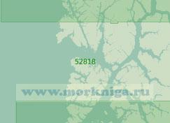 52818 От острова Морнингтон до острова Дуке-де-Йорк (Масштаб 1:200 000)