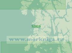 52819 От острова Дуке-де-Йорк до мыса Хорхе (Масштаб 1:200 000)