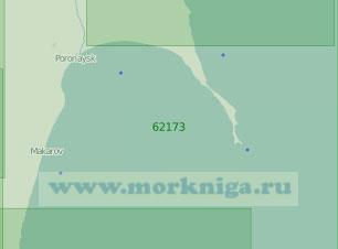 62173 От мыса Тихий до мыса Беллинсгаузена с заливом Терпения (Масштаб 1:250 000)