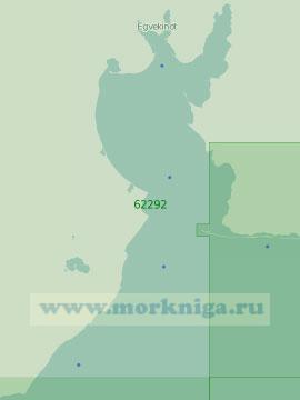 62292 Залив Креста (Масштаб 1:250 000)