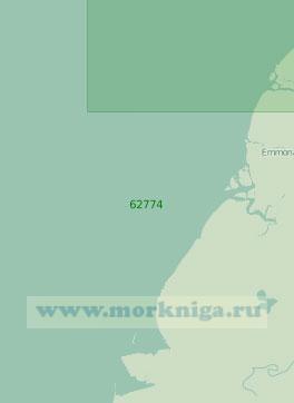 62774 От устья реки Юкон до мыса Румянцева (Масштаб 1:250 000)