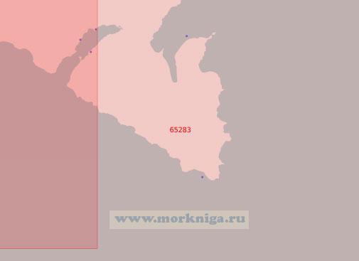 65283 От бухты Бечевинская до острова Моржовый