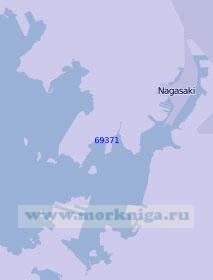 69371 Порт Нагасаки (Масштаб 1:10 000)