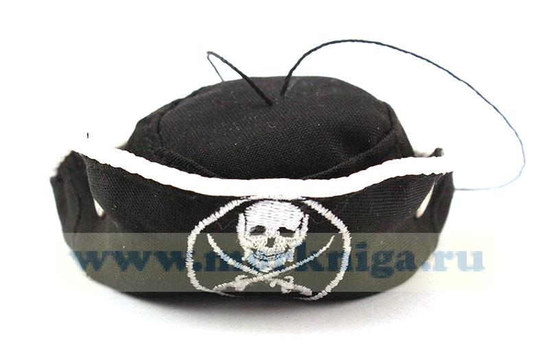Треуголка пиратская сувенирная