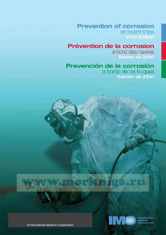 Prevention of corrosion on board ships