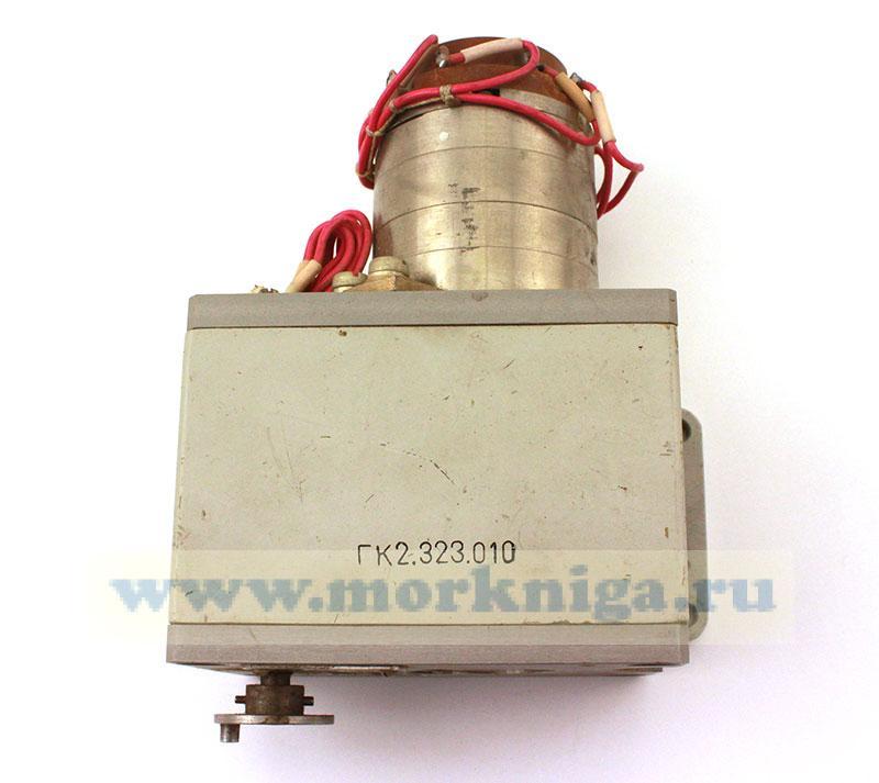 Трансформатор вращающийся ВТ-5 КФ3.031.052