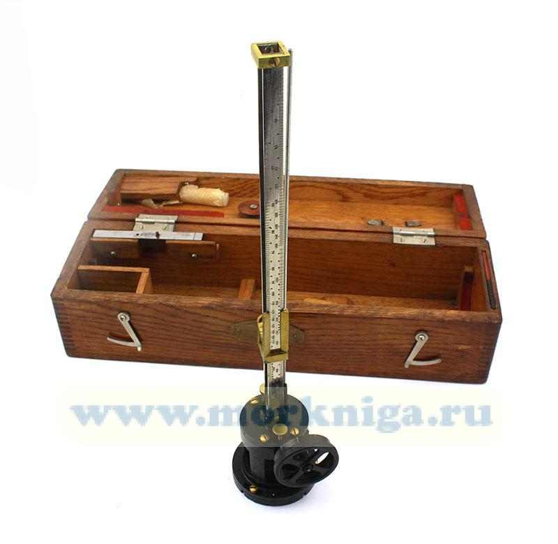 Дефлектор Колонга в деревянном футляре б/у