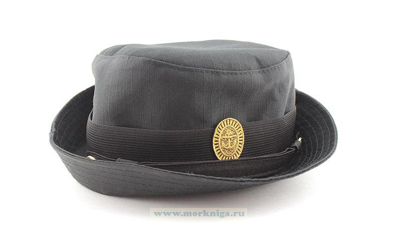 Шляпа женская ВМФ офисная, черная
