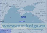 30301 Черное и Азовское моря (Масштаб 1:1 250 000)