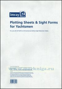 Plotting Sheets and Sight Forms for Yachtsmen