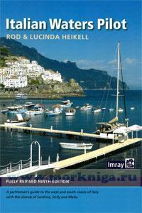 Italian Waters Pilot Италия: Западное побережье Италии, Сардиния, Сицилия, Ионическое побережье Италии 9-я редакция