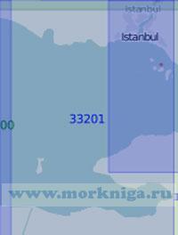 33201 Мраморное море. Восточная часть (Масштаб 1: 100 000)