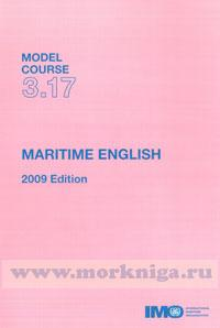 Maritime english. Model course 3.17
