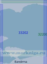 33202 Мраморное море. Средняя часть (Масштаб 1: 100 000)