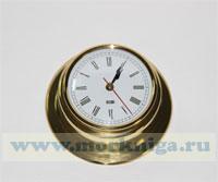 Часы (полированная латунь) 95 мм*70мм