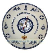 Часы настенные Федеральное агентство
