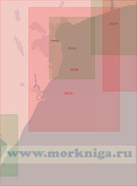 35112 Подходы к портам Одесса, Ильичевск и Южный (Масштаб 1:75 000)