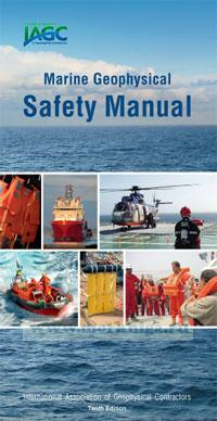 Marine Geophysical Safety Manual