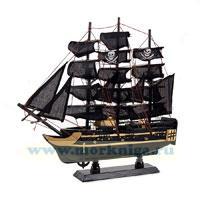 Модель корабля 40см