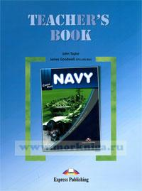 Navy. Teacher's book