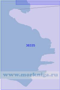 38335 Гавань Копер (Масштаб 1:10 000)