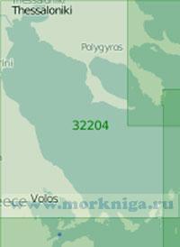 32204 Залив Термаикос (Масштаб 1:200 000)