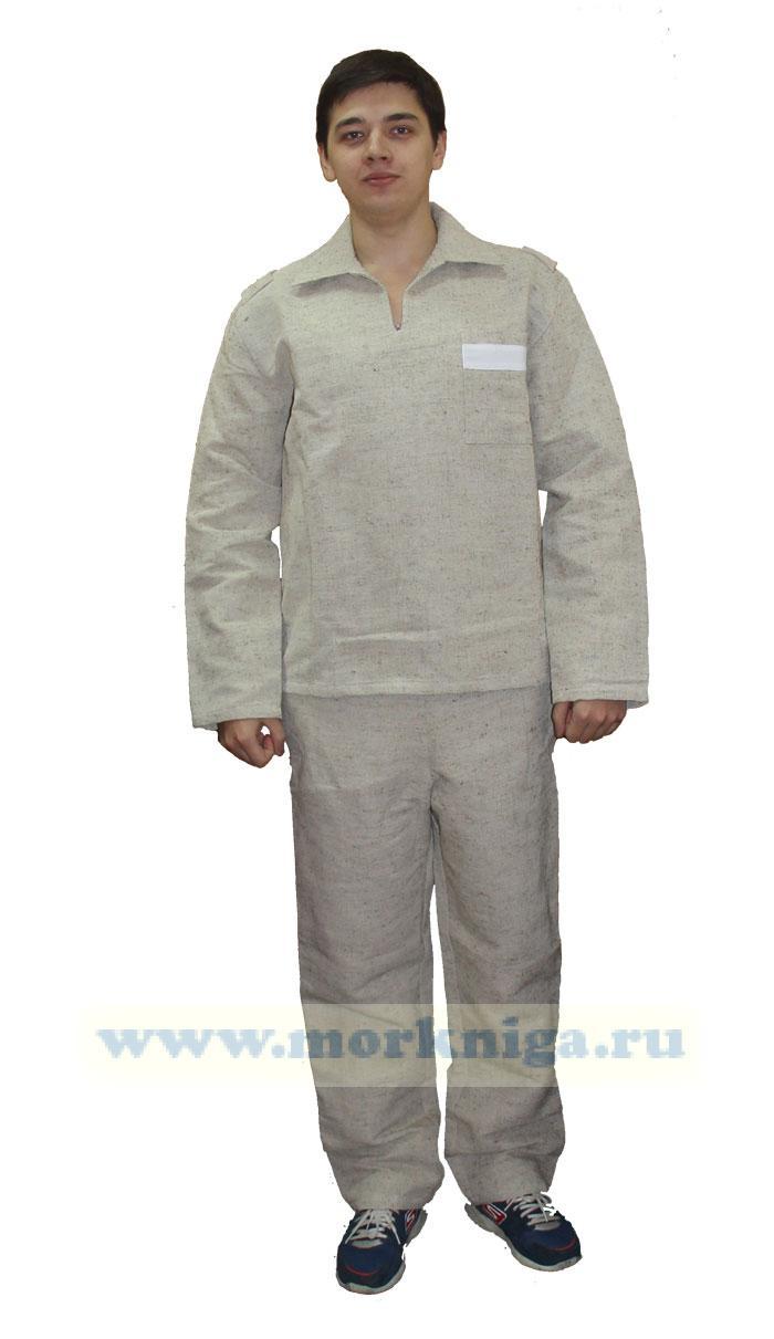 Роба матросская (комплект: куртка и брюки, размер 56/6, 188-112)