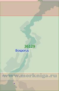 36129 Пролив Босфор (Масштаб 1:30 000)