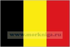 Флаг Бельгии судовой