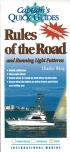 Capitan's quick guide: Rules of the road and running light patterns Charlie Wing  978-0-07-142369-9