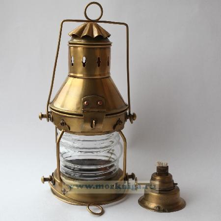 Лампа топовая керосиновая малая