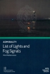 Admiralty list of lights and fog signals. West Mediterranean. NP78. Volume E. 2015/16  Admiralty