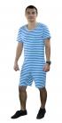 пошить пижаму-тельняшку в морском ателье