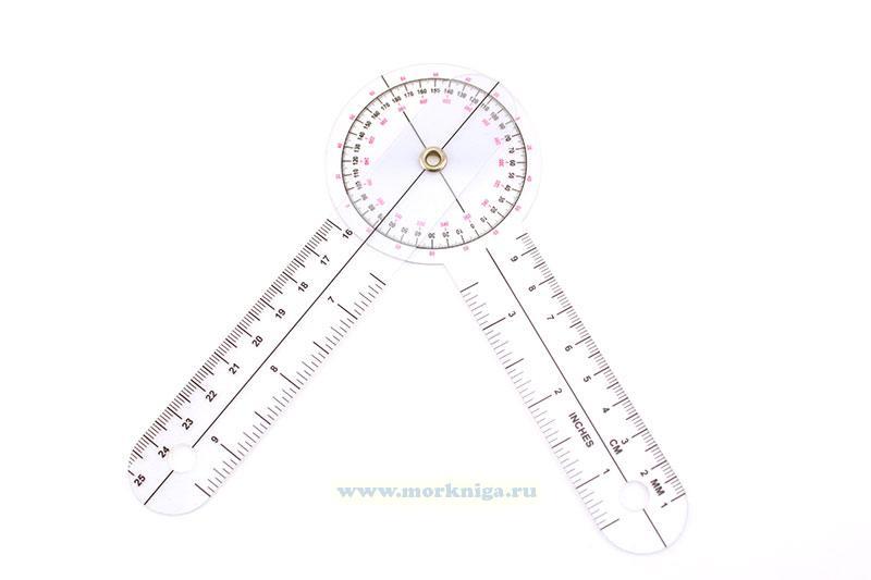 Транспортир-гониометр (6 дюймов)