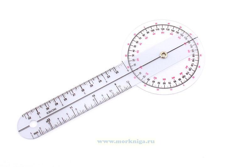 Транспортир-гониометр (8 дюймов)