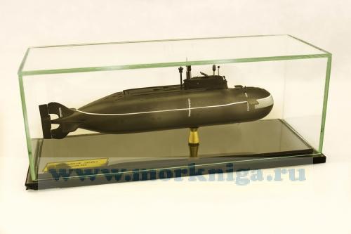 """Модель подводной лодки проекта 865 """"Пиранья"""""""