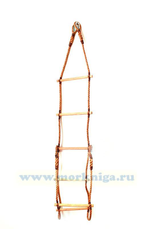 Лестница веревочная (ванты) детская