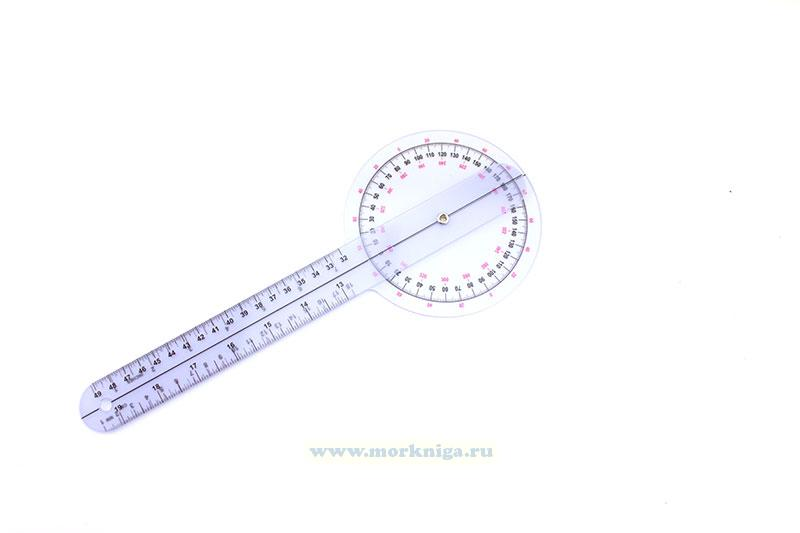 Транспортир-гониометр (12 дюймов)